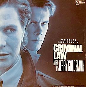 Criminal Law original soundtrack