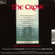 crow graeme revell back