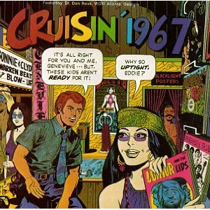 Cruisin' 1967 original soundtrack
