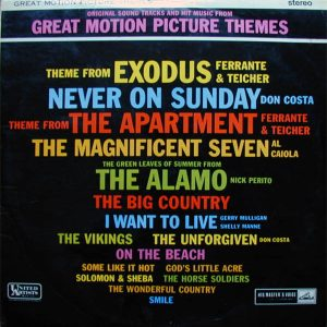 Great Motion Picture Themes original soundtrack