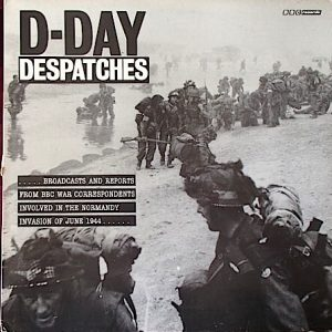 D-Day Dispatches original soundtrack