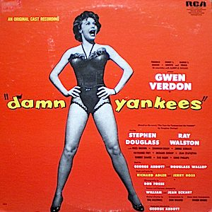 Damn Yankees original soundtrack
