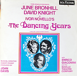 Dancing Years original soundtrack