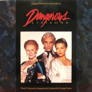 Dangerous Liaisons original soundtrack