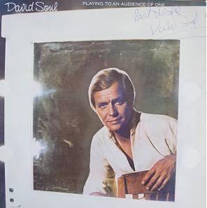 David Soul: Playing to an Audience original soundtrack