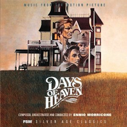 Days of Heaven original soundtrack