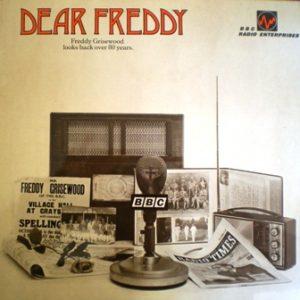Dear Freddy: Freddy Grisewold original soundtrack