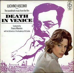 Death in Venice OST original soundtrack