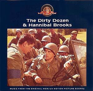 Dirty Dozen & Hannibal Brooks original soundtrack