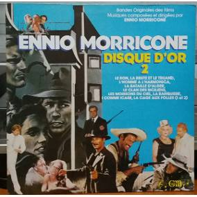 Ennio Morricone – Disque D'Or 2