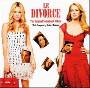 Divorce original soundtrack