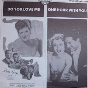 Do you Love Me & One Hour with You original soundtrack