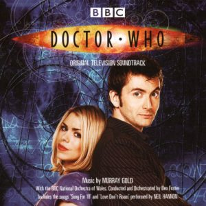 Doctor Who: Series 1&2 original soundtrack