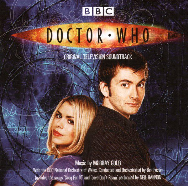 Doctor Who: Series 1&2 original soundtrack