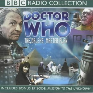 Doctor Who: The Daleks Masterplan original soundtrack