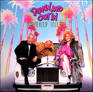 Down and Out in Beverly Hills original soundtrack