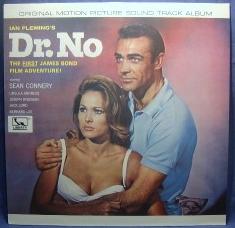 Dr No original soundtrack