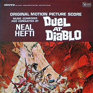 Duel at Diablo original soundtrack