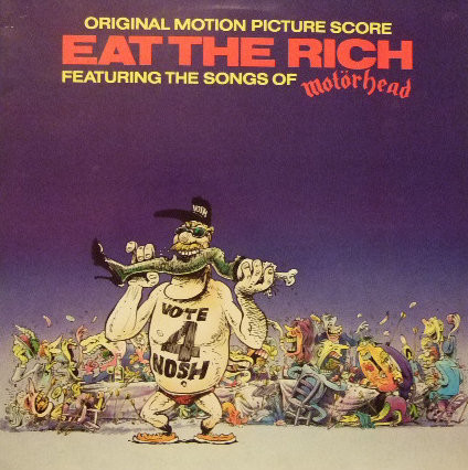 Eat the Rich OST - motorhead original soundtrack