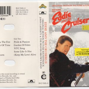Eddie and the Cruisers II original soundtrack