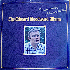 Edward Woodward Album original soundtrack