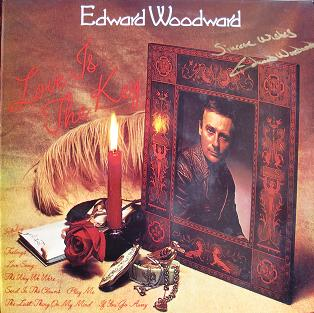 Edward Woodward: Love is the Key original soundtrack