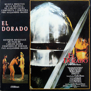 El Dorado original soundtrack