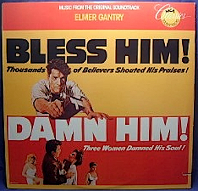 Elmer Gantry original soundtrack