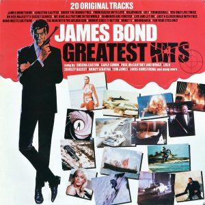james bond greatest hits original soundtrack