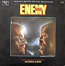 Enemy Mine original soundtrack