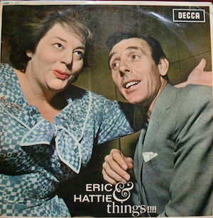 Eric and Hattie and Things original soundtrack