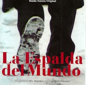 Espalda del Mundo original soundtrack