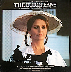 Europeans original soundtrack