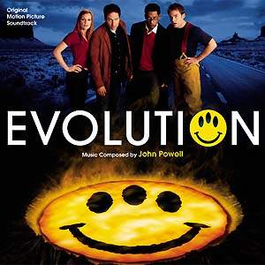 Evolution original soundtrack