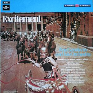 Excitement original soundtrack