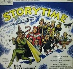 Storytime original soundtrack