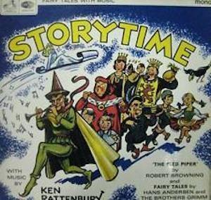 Storytime original soundtrack