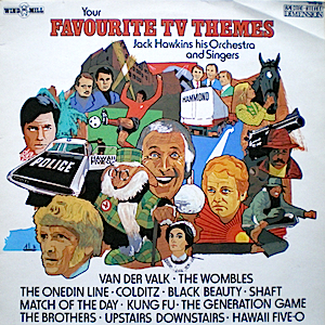 Favourite tv Themes played by Jack Hawkins original soundtrack