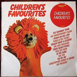 Children's Favourites original soundtrack