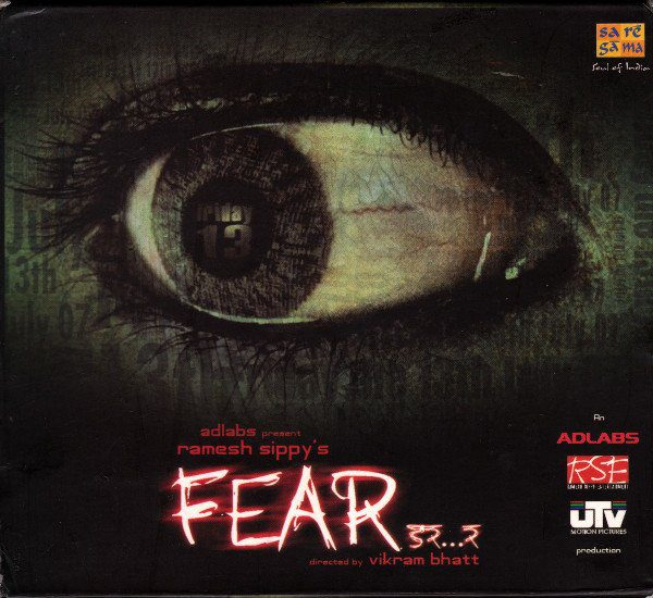fear sAREGAMA CD 112186.