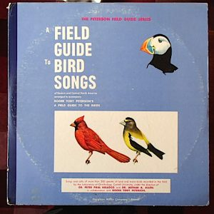 Field Guide To Bird Songs Of Eastern And Central North America original soundtrack