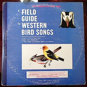 Field Guide to Western Bird Songs original soundtrack