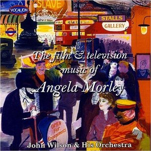 Film and Television Music of Angela Morley original soundtrack