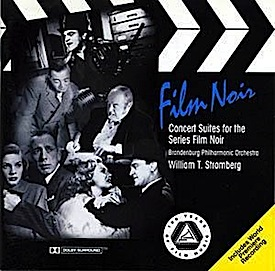 Film Noir: Concert Suites original soundtrack