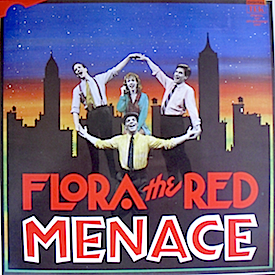 Flora the Red Menace: 1987 Off-Broadway Cast original soundtrack