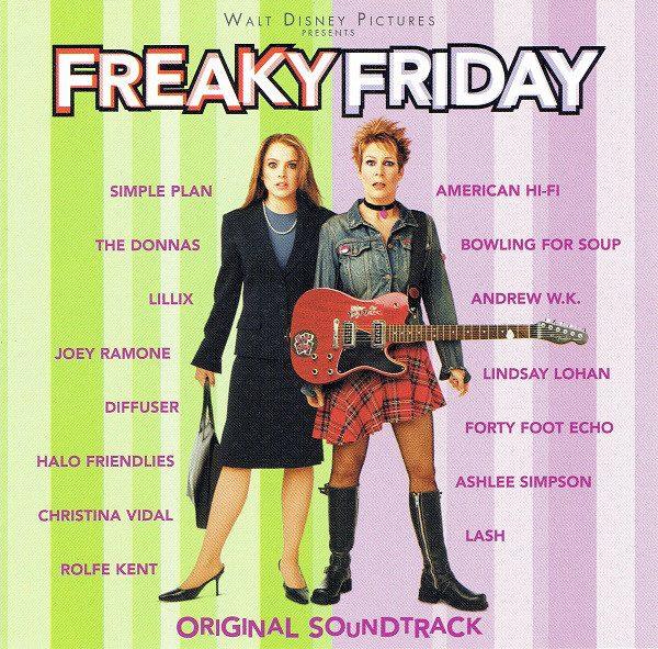freaky friday CD