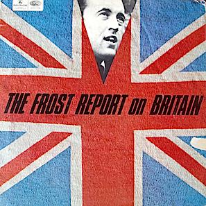 Frost Report on Britain original soundtrack