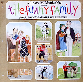 Funny Family original soundtrack