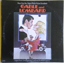 Gable and Lombard original soundtrack