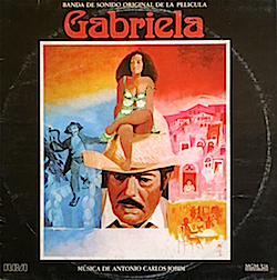 Gabriela original soundtrack